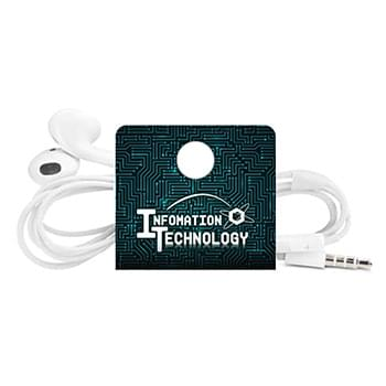 Full Color Tech Wrap Cord Organizer